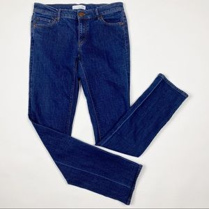 LOFT Made and Loved Modern Straight Leg Jeans